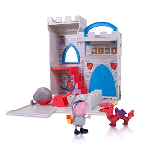 Peppa Pig Castle Fort Little Places Playset 6Fy-B0723C5TS6