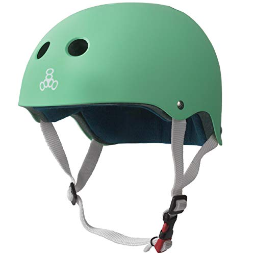 Triple Eight THE Certified Sweatsaver Helmet for Skateboarding BMX and Roller Skating GzW-B078WVP6T9