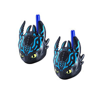 How to Train Your Dragon Walkie Talkies for Kids Static Free Extended Range Kid Friendly Easy to Use 2 Way Walkie Talkies I1X-B07N9892BJ