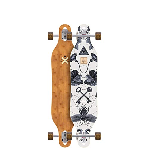 Arbor Axis Bamboo Series Longboard Complete 40 1Ev-B01LXFNV77