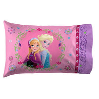 Disney Frozen Friendship 3 Piece Twin Sheet Set LMk-B01K1X1BJY