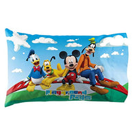 Disney Junior Mickey Mouse Clubhouse Play 3 Piece Twin Sheet Set HMn-B009JM7832