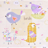 Scientific Sleep Lovely Birds 100 Cotton Cozy Twin Bed Sheet Set Flat Sheet Fitted Sheet Pillowcase Natural Bedding Set 20 Twin g2O-B07VSF1ZHT