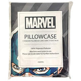 Jay Franco Marvel Avengers Mightiest Heroes 1 Pack Pillowcase DoubleSided Kids Super Soft Bedding Features Iron Man Captain America Thor Hulk Official Marvel Product f7E-B07FXYTQYD