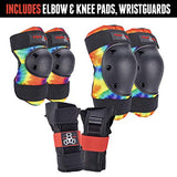 Triple Eight Saver Series Pad Set with Kneesavers Elbowsavers and Wristsavers KXd-B07YQJQ1L8
