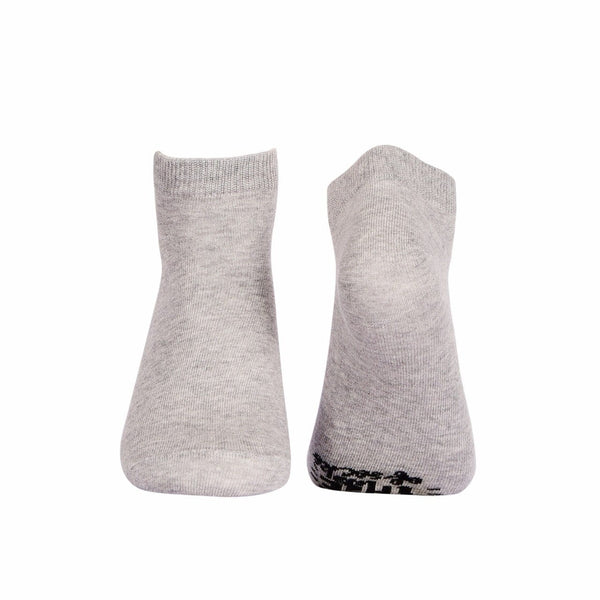 Pack of 3 Ankle Plain (Black/Navy/Grey) Socks - Adults - Tale Of Socks
