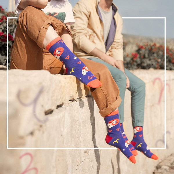 Zodiac Crew Socks - Aries - Tale Of Socks