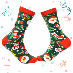 Kids Collection - Christmas Crew Socks - Special Edition - Tale Of Socks