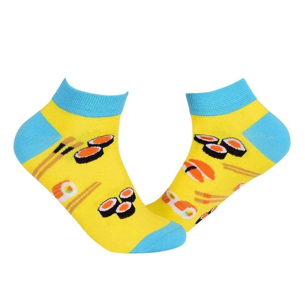Food Quarter Socks - Sushi - Tale Of Socks