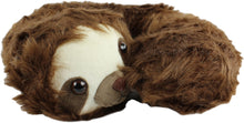 Load image into Gallery viewer, Sloth Pillow Pal Neck Pillow