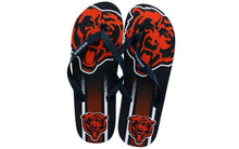 Load image into Gallery viewer, Chicago Bears Big Logo Flip Flop