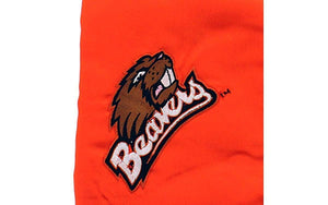 Oregon State Beavers Baby Blanket