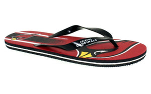 Arizona Cardinals Big Logo Flip Flop