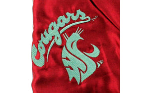 Washington State Cougars Baby Blanket_2