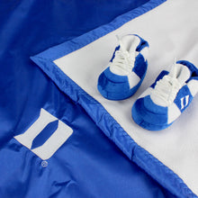 Load image into Gallery viewer, Duke Blue Devils Baby Blanket