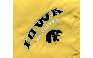 Iowa Hawkeyes Baby Blanket