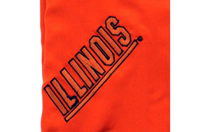 Illinois Fighting Illini Baby Blanket