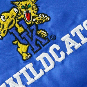 Kentucky Wildcats Baby Blanket