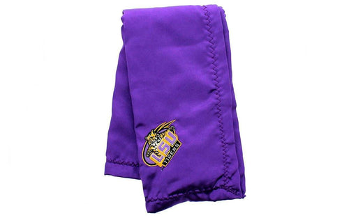 LSU Tigers Baby Blanket