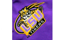 Load image into Gallery viewer, LSU Tigers Baby Blanket