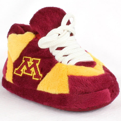 Minnesota Golden Gophers Baby Slippers