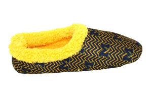 Michigan Wolverines Chevron Slip On