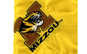 Missouri Tigers Baby Blanket