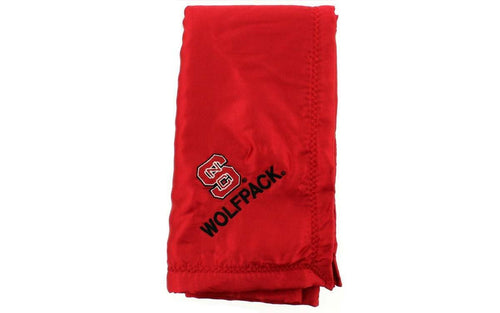 NC State Wolfpack Baby Blanket
