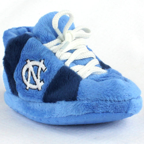 North Carolina Tar Heels Baby Slippers