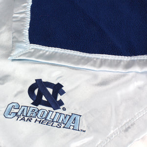 North Carolina Tar Heels Baby Blanket