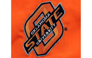 Oklahoma State Cowboys Baby Blanket