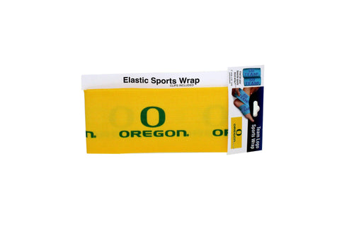 Oregon Ducks Yellow Sports Wrap
