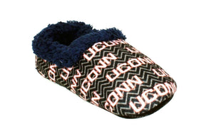 Connecticut Huskies Chevron Slip On