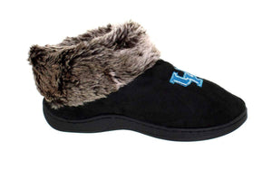 Kentucky Wildcats Faux Sheepskin Furry Top Indoor/Outdoor Slippers