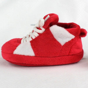 Wisconsin Badgers Baby Slippers