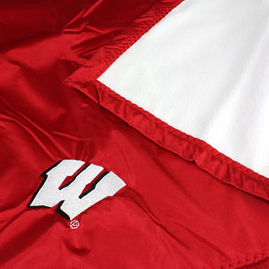 Wisconsin Badgers Baby Blanket