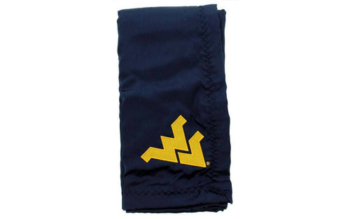 West Virginia Mountaineers Baby Blanket