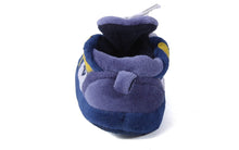 Load image into Gallery viewer, Memphis Grizzlies Baby Slippers