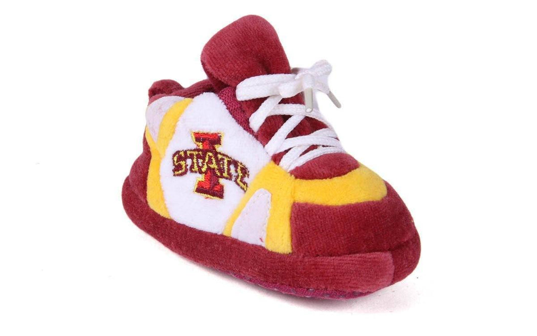 Iowa State Cyclones Baby Slippers
