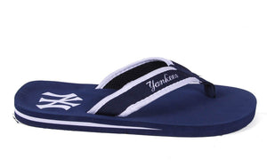 New York Yankees Contour Flip Flops