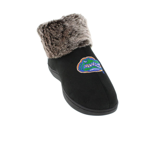 Florida Gators Faux Sheepskin Top Indoor/Outdoor Slippers