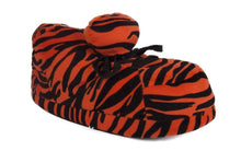 Load image into Gallery viewer, Snooki Orange Zebra Print