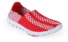 Load image into Gallery viewer, Ohio State Buckeyes Woven Shoe