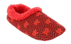Wisconsin Badgers Chevron Slip On