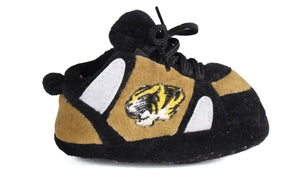 Missouri Tigers Baby Slippers