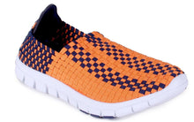 Load image into Gallery viewer, Auburn Tigers Woven Shoe
