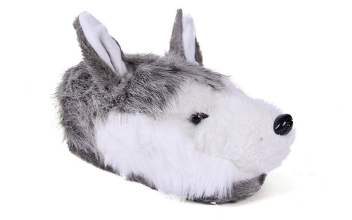 Connecticut Huskies Mascot Slippers