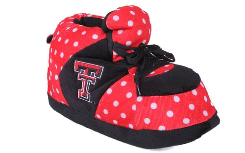 Texas Tech Red Raiders Polka Dot Slippers