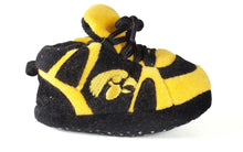Load image into Gallery viewer, Iowa Hawkeyes Baby Slippers