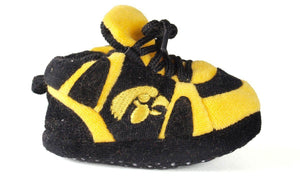 Iowa Hawkeyes Baby Slippers